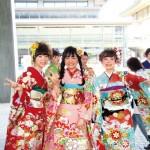 三重県伊勢市で振袖・振袖レンタルを扱っておりますおく宗です。成人式当日の流れについて。